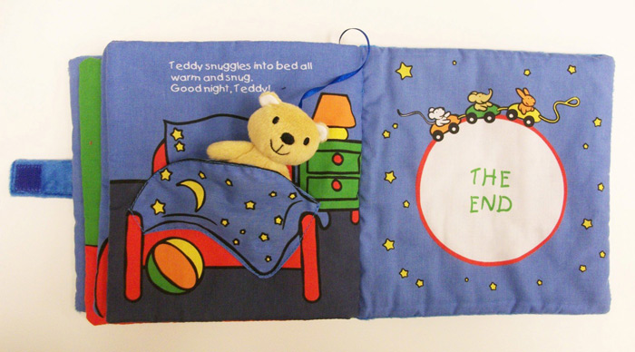 کتاب خواندن برای کودک