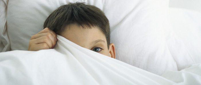 خوابگردی در کودکان - علائم