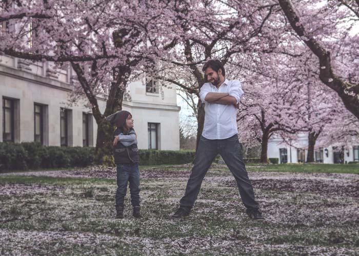 نقش پدر در روابط اجتماعی