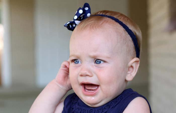 دفعات تکرار عفونت گوش کودک