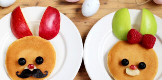 ۶ ایده درست کردن صبحانه سالم برای بچه ها