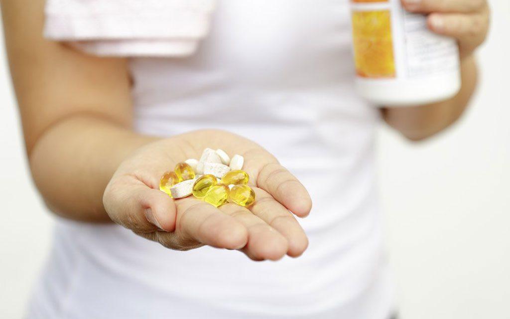 ممولتی ویتامین در دوران بارداری