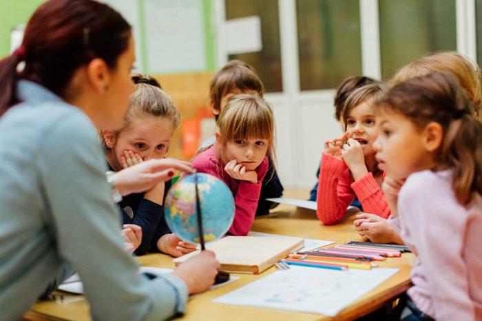 یادگیری زبان دوم برای کودکان