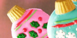 آشپزخانه کودکت؛ کوکی چوبی کریسمسی