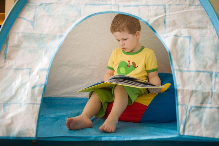 کنترل و آرام کردن کودک بیش فعال در خانه