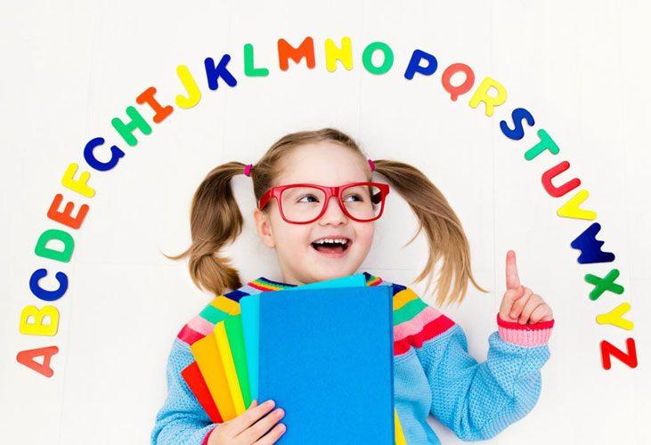 آموزش زبان انگلیسی به کودک در خانه