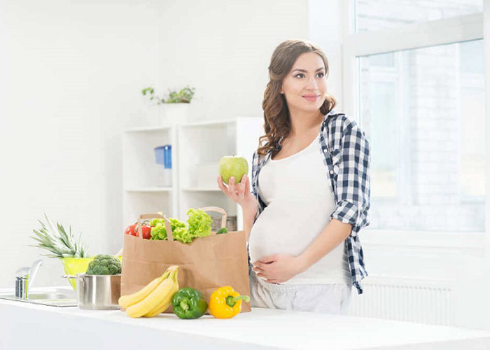 مولتی ویتامین در دوران بارداری
