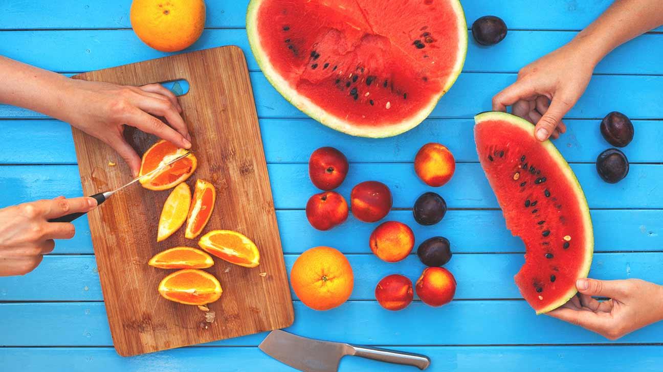 بهترین میوه ها برای تغذیه در دوران بارداری