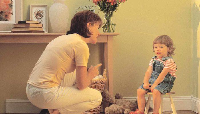راههای جایگزین برای تنبیه کردن کودکان