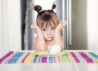 حساسیت غذایی در کودکان