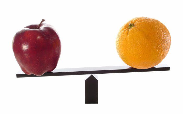 مقایسه کردنها - نگرانی های والدین
