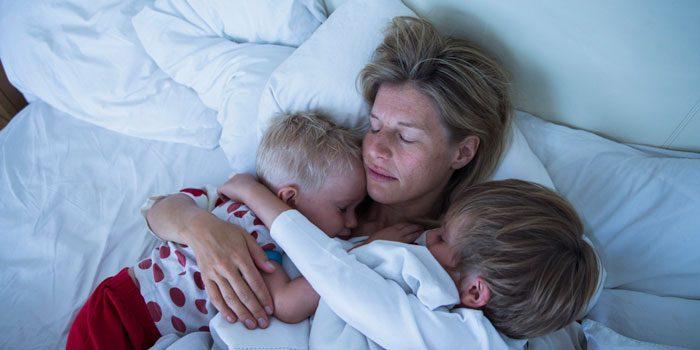 برطرف کردن بدخوابی کودک