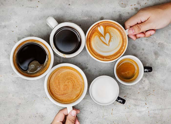 قهوه، نوشابه و دیگر نوشیدنیهای حاوی کافئین