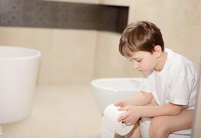 علائم وجود سندروم روده تحریک پذیر در کودکان