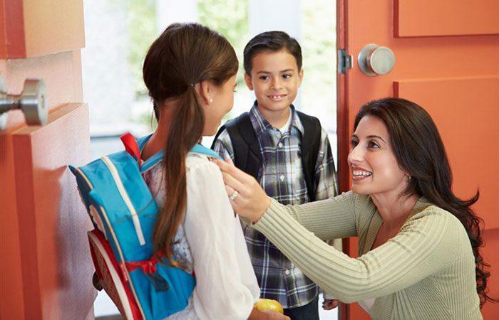 چگونه میتوان از کودکان در دوران مدرسه حمایت کرد