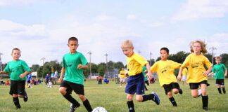 کودک و آسیب هنگام ورزش