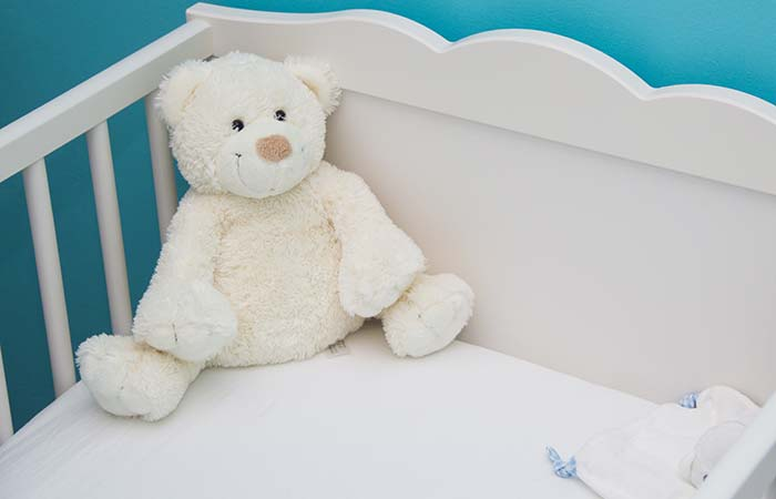 حساسیت به تعویض ملحفه زیر کودک