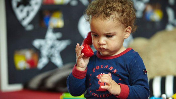 تلفن زدن