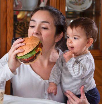 بهترین رژیم غذایی برای دوران شیردهی مادران چگونه باید باشد؟