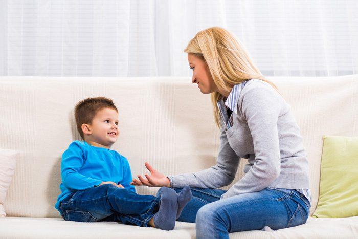کودک شاد و فرزندپروری