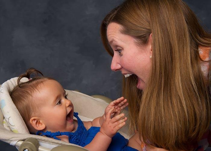 گوش دادن به حرفهای کودک