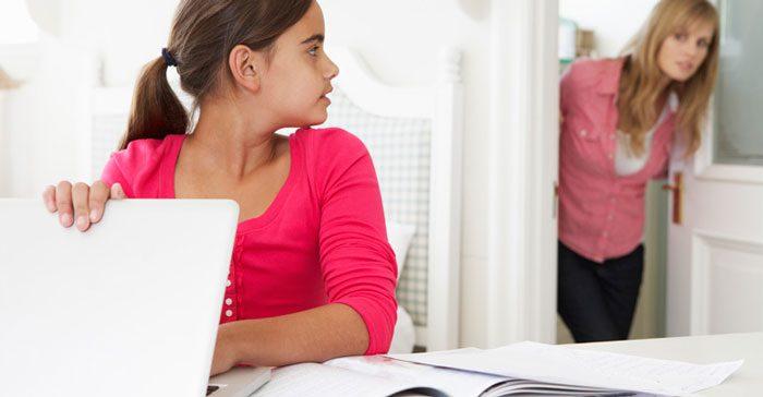کنترل - نگرانی های والدین