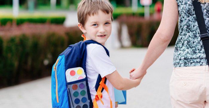 آماده کردن کودک برای روز اول مدرسه