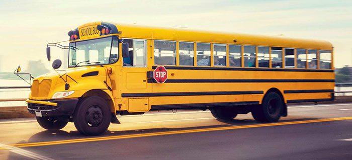 اتوبوس مدرسه