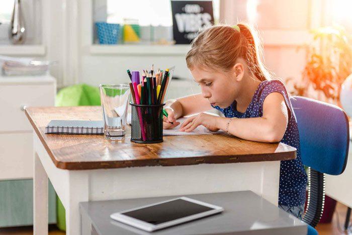 انجام تکالیف مدرسه - مسئولیت پذیری