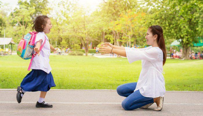 استرس جدایی از والدین