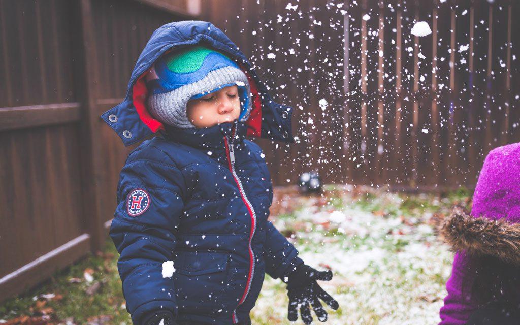 پیشگیری از بیماری کودک در زمستان
