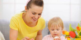 دادن تخم مرغ به کودک
