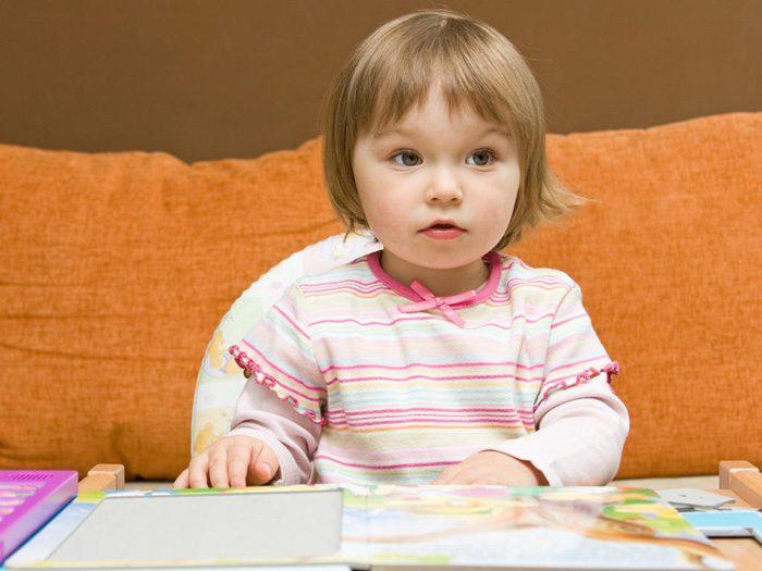 آموزش زبان به کودکان - فرضیه