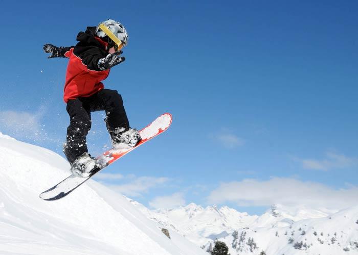 امنیت کودک در زمان اسکی