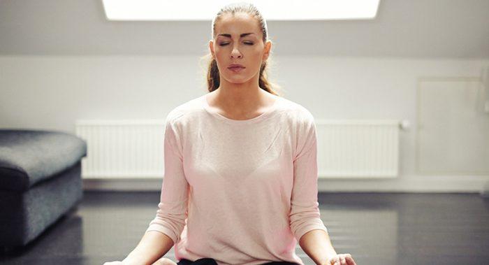 تمرین تنفس برای کاهش اضطراب