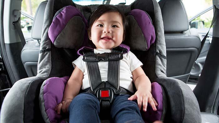 موسیقی کودک در ماشین