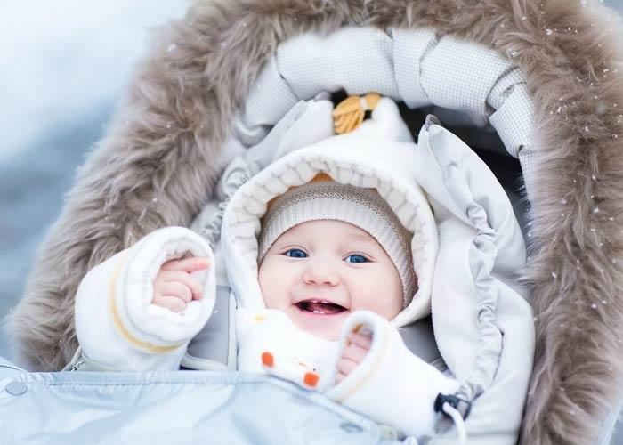لباس کودک در فصل زمستان