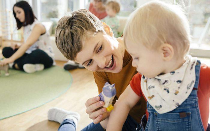 مراکز روزانه مراقبت از کودک