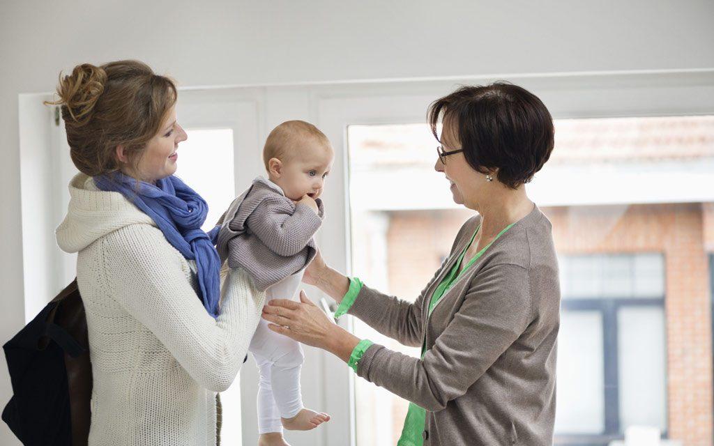 مراقبت از کودک در تعطیلات