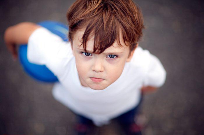 درمان کودک نافرمان