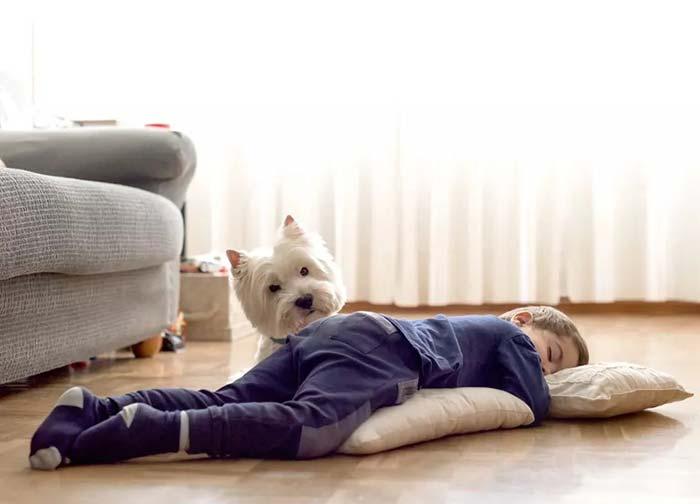 برنامه مناسب روزانه برای خوابیدن کودک