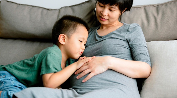 بارداری بعد از ۳۵ سالگی - مزایا
