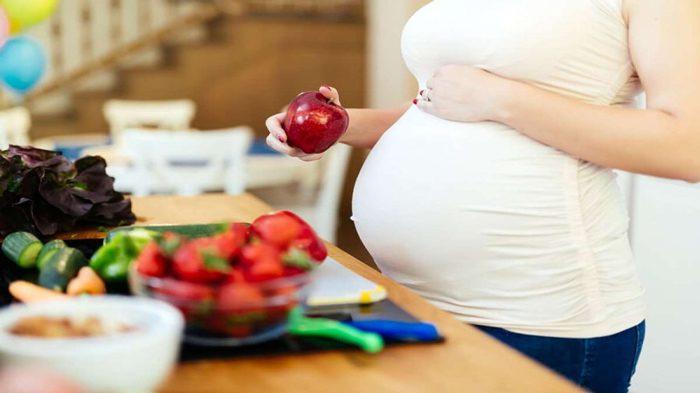 رشد جنین در هفته سی و چهارم