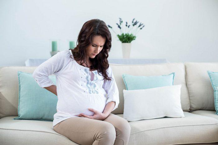 تغییرات بدن در بارداری