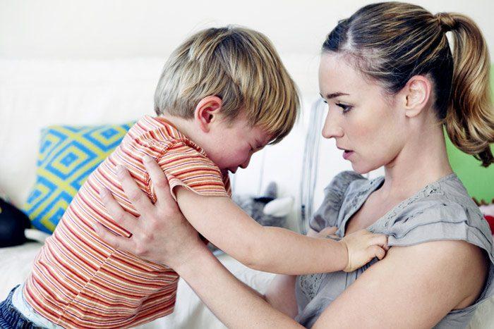 مقابله با کودک لجباز