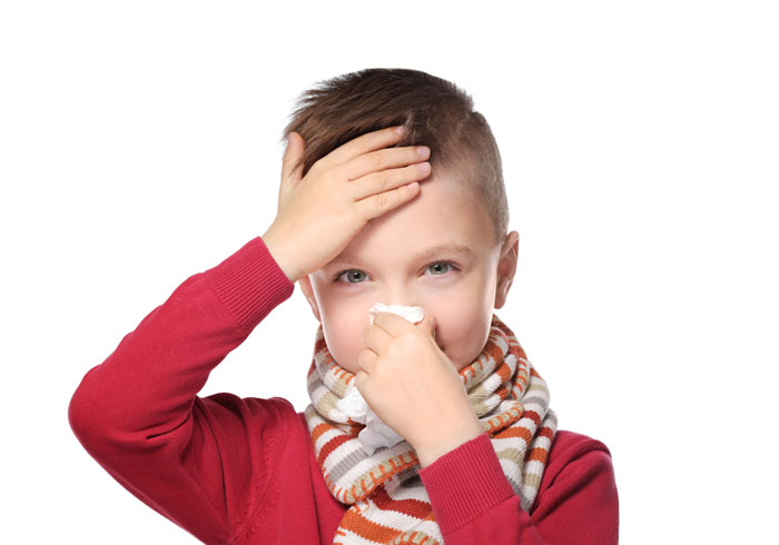 عفونت سینوسی در کودکان