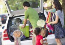 مسافرت با کودک