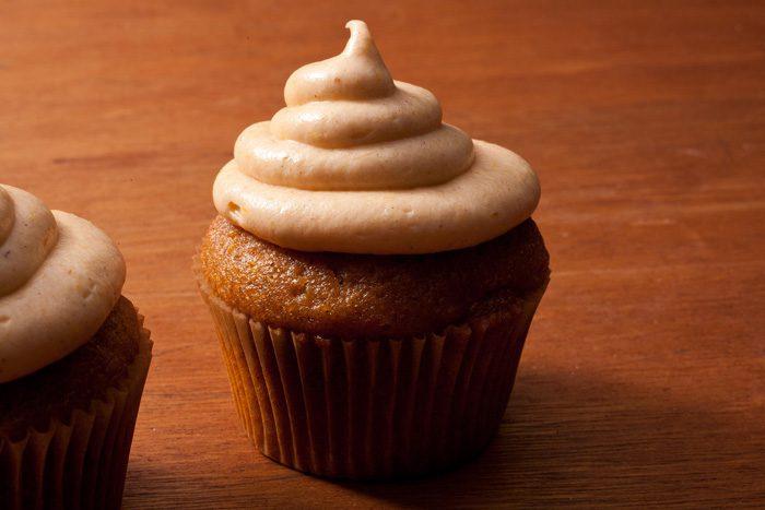کاپ کیک کدو حلوایی - دستور