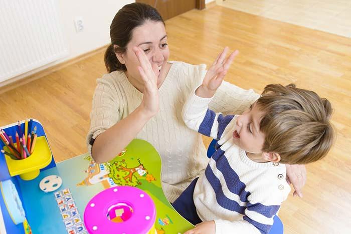 آموزش توافق و سازش به کودک