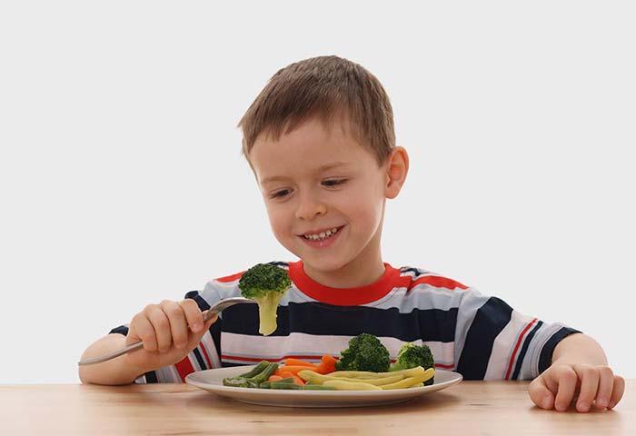 سبزیجات دارای برگهای سبز